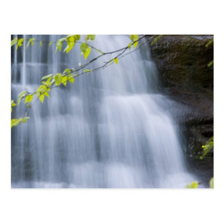 Hocking Hills Waterfall Postcard