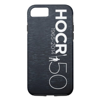 HOCR50 Water Background iPhone 7 case