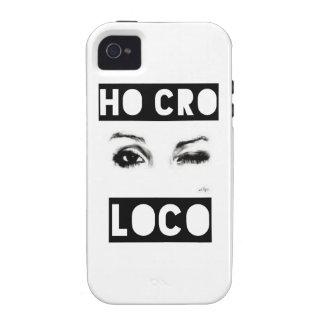 HoCroLoco Wink I-Phone case Case-Mate iPhone 4 Cases