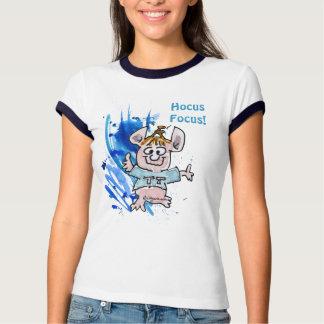 Hocus Focus Cute Cartoon T-Shirt /Apparel
