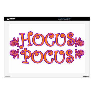 Hocus Pocus Decal For Laptop