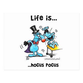 Hocus Pocus Postcard