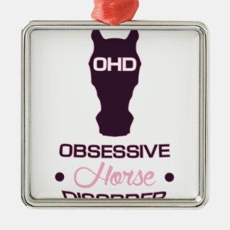 hoD design cute Metal Ornament