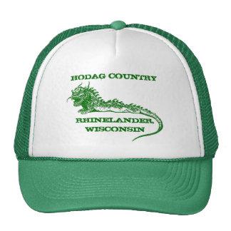 Hodag Country RHINELANDER WISCONSIN HAT