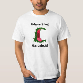 HODAG Shirt Designs Fun Up North Hodag-a-licious