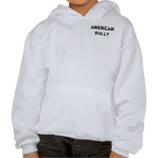 Hoddy kids American Bully Sweatshirt
