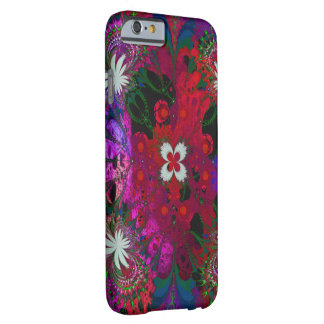 Hodge Podge Floral Abstract Barely There iPhone 6 Case