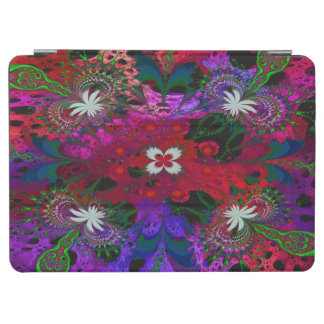 Hodge Podge Floral Abstract iPad Air Cover