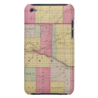 Hodgeman and Ford Counties, Bellefont, Kansas iPod Touch Case