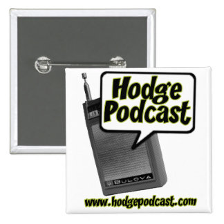 Hodgepodcast Button (Square)