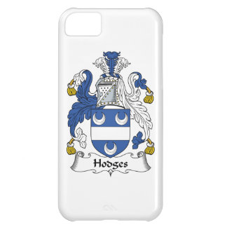 Hodges Family Crest iPhone 5C Cover