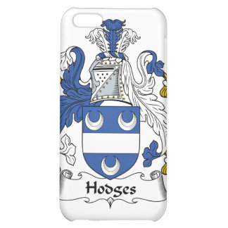 Hodges Family Crest Case For iPhone 5C