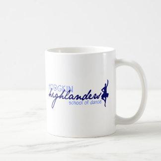 Hodgkin Highlanders Coffee Mug