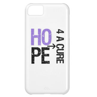 Hodgkin Lymphoma Hope For a Cure iPhone 5C Cases
