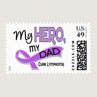 Hodgkin's Lymphoma MY HERO MY DAD 42 Postage