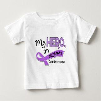 Hodgkin's Lymphoma MY HERO MY MOMMY 42 T-shirt