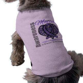Hodgkin s Lymphoma Tribute - Hodgkin s Disease Doggie T Shirt