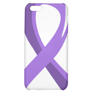 Hodgkin s Lymphoma Violet Ribbon 3 Cover For iPhone 5C