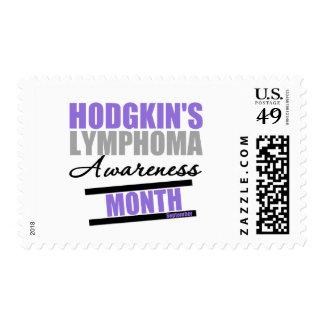 Hodgkins Disease Awarenes Month Stamps