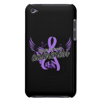 Hodgkin's Disease Awareness 16 Barely There iPod Cases