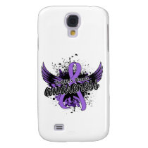 Hodgkin's Disease Awareness 16 Samsung Galaxy S4 Case