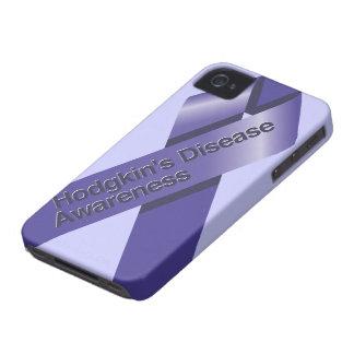 Hodgkin's Disease Awareness iphone case