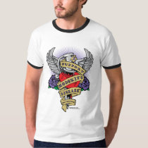 Hodgkin's Disease Dagger T-Shirt
