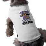 Hodgkin's Disease Paws for the Cure Doggie T Shirt