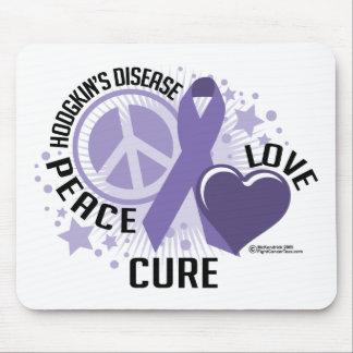 Hodgkin's Disease PLC Mouse Pad