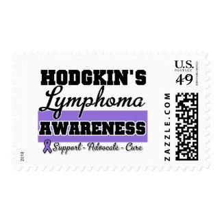 Hodgkin's Disease Postage Stamps