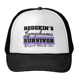 Hodgkin's Disease Survivor Trucker Hat