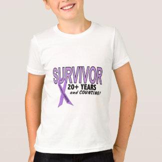 Hodgkins Lymphoma 20+ Year Survivor T-Shirt