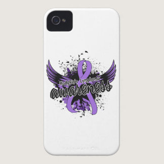 Hodgkin's Lymphoma Awareness 16 iPhone 4 Case