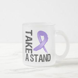 Hodgkin's Lymphoma Cancer Take A Stand Coffee Mug