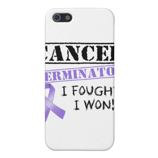 Hodgkins Lymphoma Cancer Terminator iPhone 5 Cover