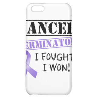 Hodgkins Lymphoma Cancer Terminator Case For iPhone 5C