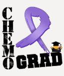 Hodgkin's Lymphoma Chemo Grad Tshirt