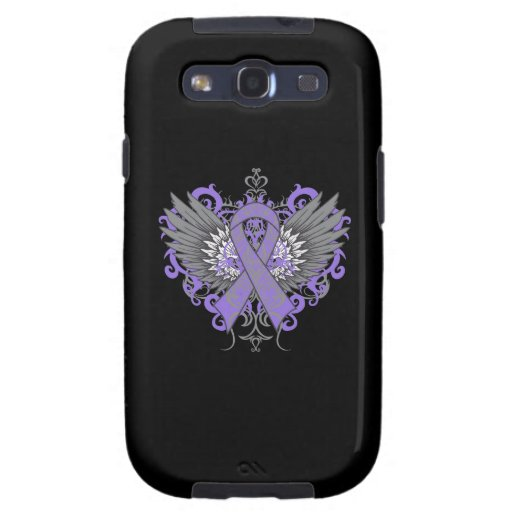 Hodgkins Lymphoma Cool Wings Galaxy SIII Cases