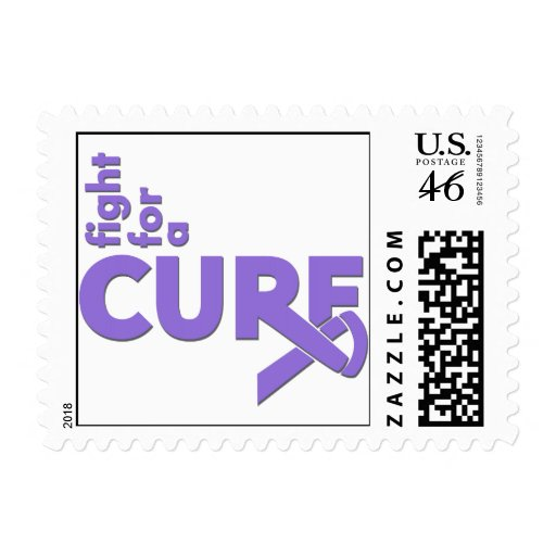 Hodgkins Lymphoma Fight For A Cure Postage