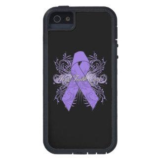 Hodgkins Lymphoma Flourish Hope Faith Cure Cover For iPhone 5