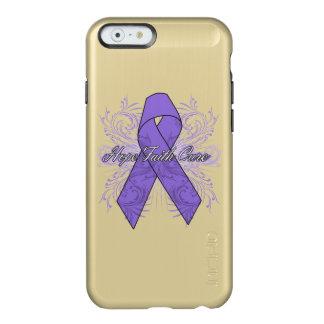 Hodgkins Lymphoma Flourish Hope Faith Cure Incipio Feather® Shine iPhone 6 Case
