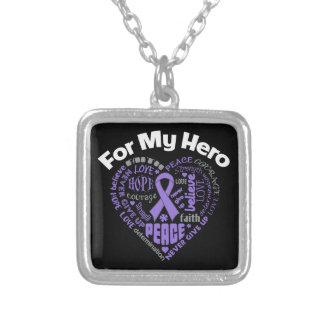 Hodgkins Lymphoma For My Hero Jewelry