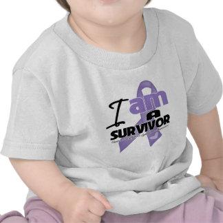 Hodgkins Lymphoma - I am a Survivor Tees