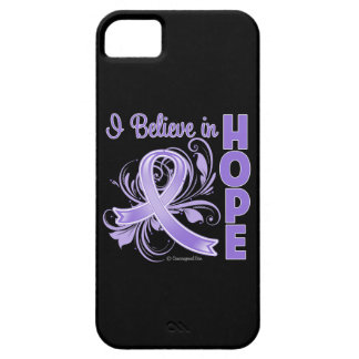 Hodgkins Lymphoma I Believe in Hope iPhone 5 Covers