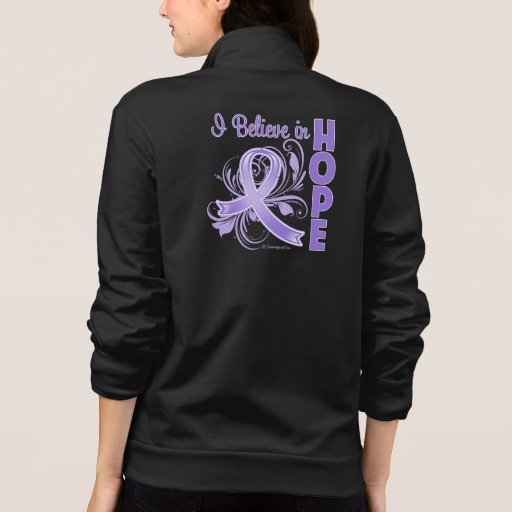 Hodgkins Lymphoma I Believe in Hope T Shirt