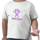 Hodgkins Lymphoma I Support My Aunt T Shirt
