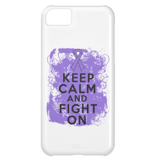 Hodgkins Lymphoma Keep Calm and Fight On iPhone 5C Cases