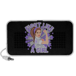 Hodgkin's Lymphoma Modern Rosie Fight Mp3 Speakers
