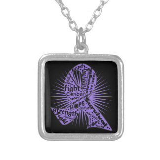 Hodgkins Lymphoma Powerful Ribbon Slogans Jewelry