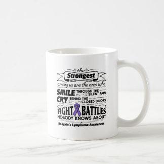 Hodgkins Lymphoma Strongest Among Us Coffee Mug